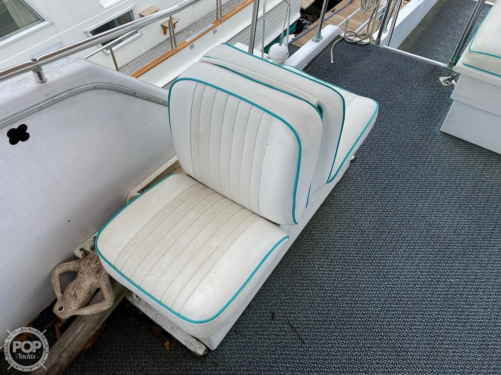 1970 Tollycraft boat for sale, model of the boat is Tri Cabin & Image # 21 of 40