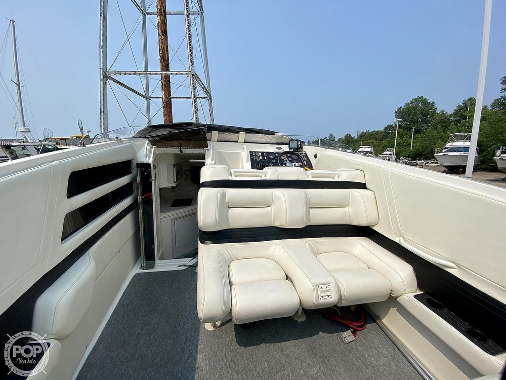 1996 Fountain boat for sale, model of the boat is 38 Sport Cruiser & Image # 24 of 40