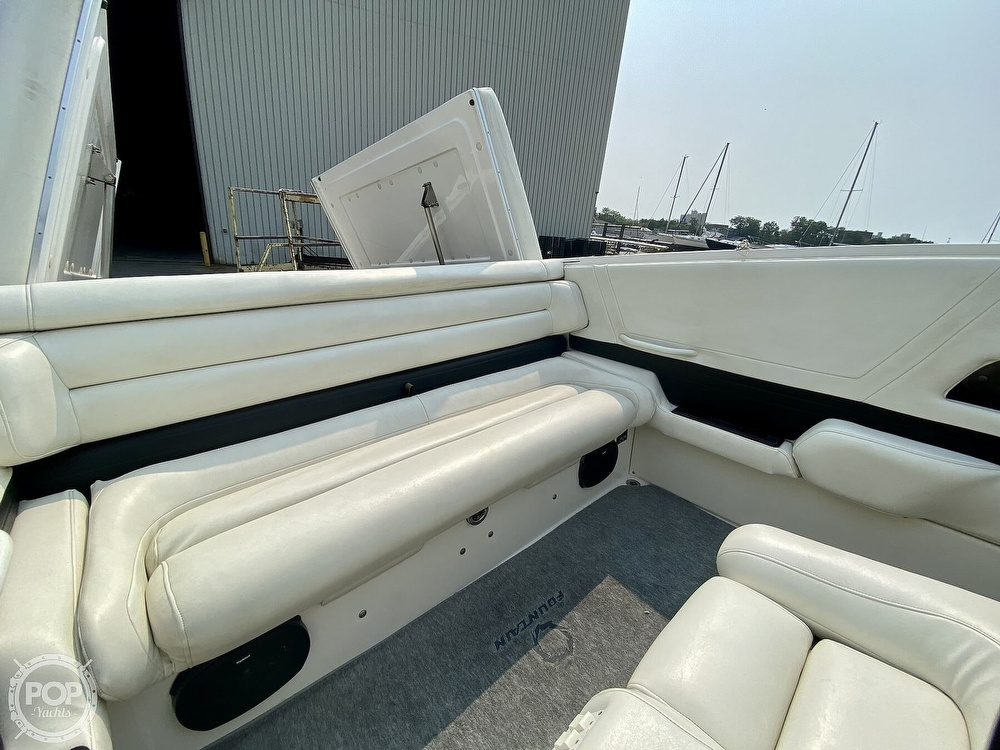 1996 Fountain boat for sale, model of the boat is 38 Sport Cruiser & Image # 22 of 40