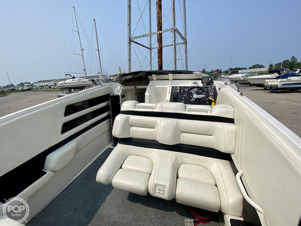 1996 Fountain boat for sale, model of the boat is 38 Sport Cruiser & Image # 25 of 40