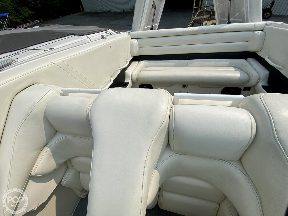 1996 Fountain boat for sale, model of the boat is 38 Sport Cruiser & Image # 26 of 40