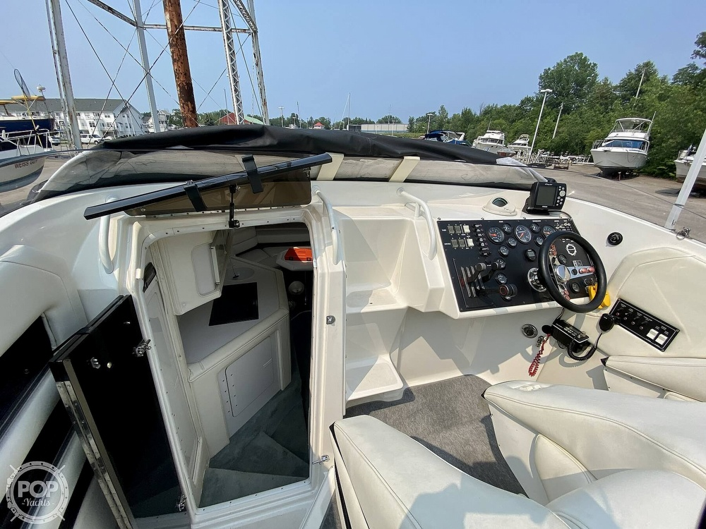 1996 Fountain boat for sale, model of the boat is 38 Sport Cruiser & Image # 5 of 40