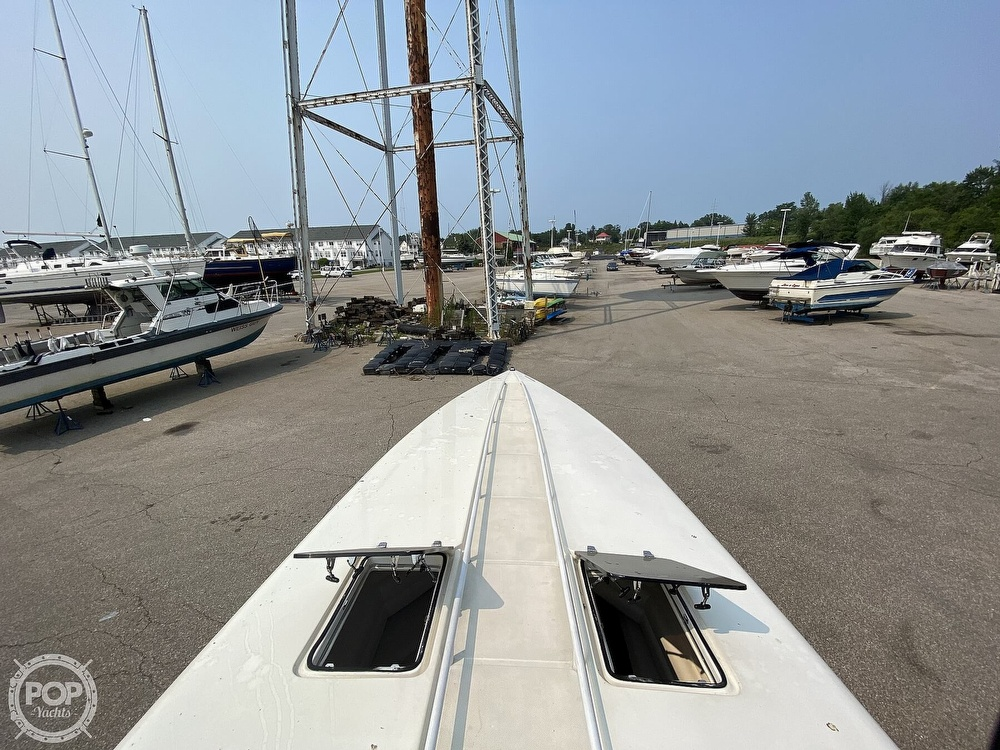 1996 Fountain boat for sale, model of the boat is 38 Sport Cruiser & Image # 30 of 40
