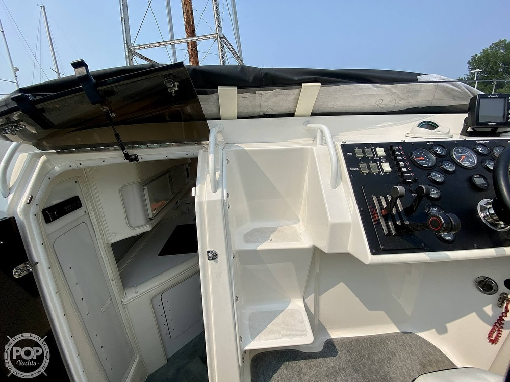 1996 Fountain boat for sale, model of the boat is 38 Sport Cruiser & Image # 29 of 40
