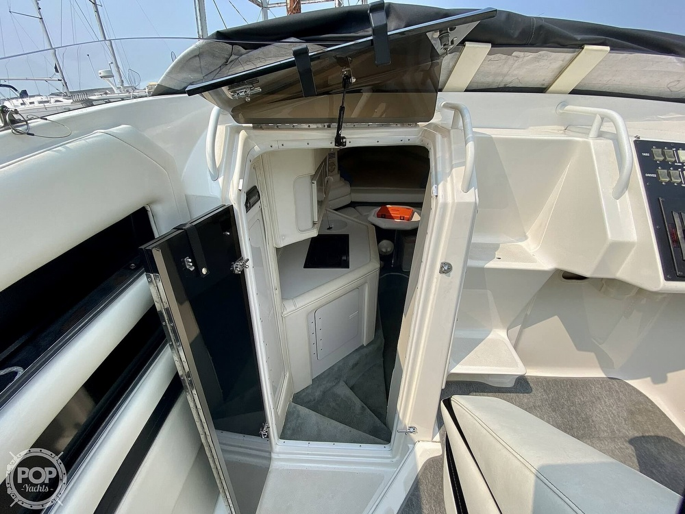 1996 Fountain boat for sale, model of the boat is 38 Sport Cruiser & Image # 32 of 40