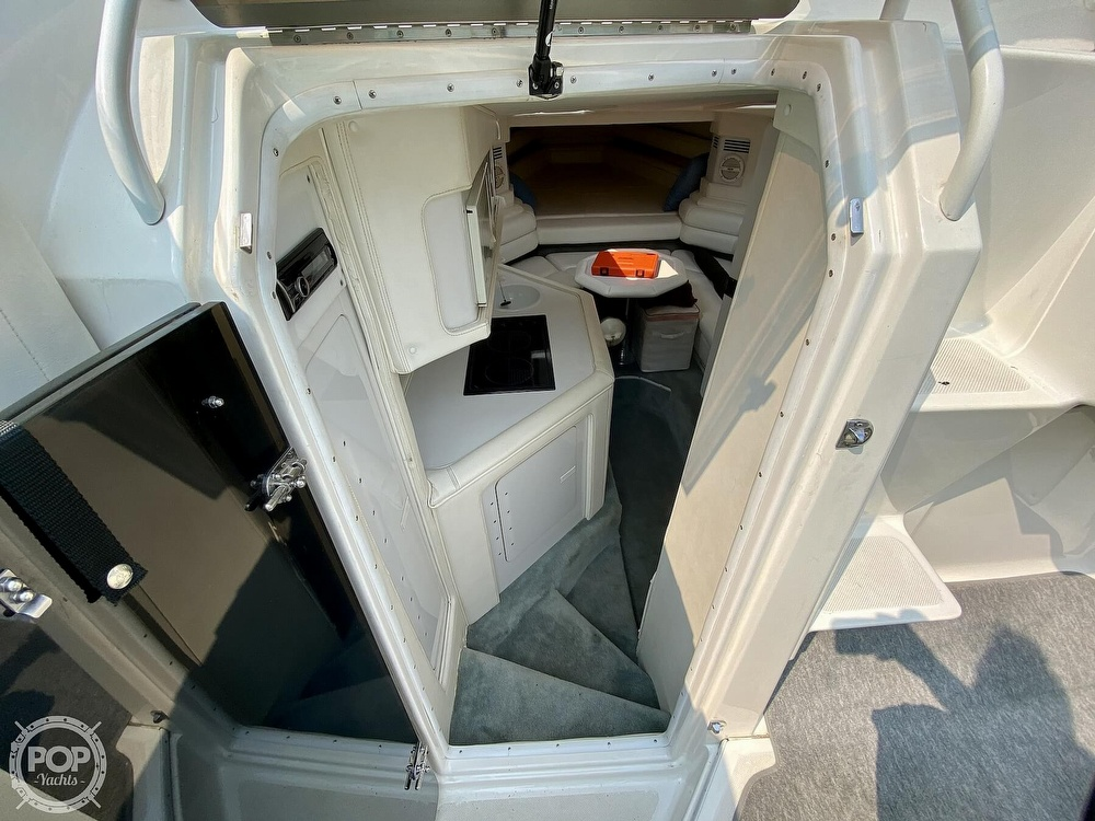 1996 Fountain boat for sale, model of the boat is 38 Sport Cruiser & Image # 34 of 40
