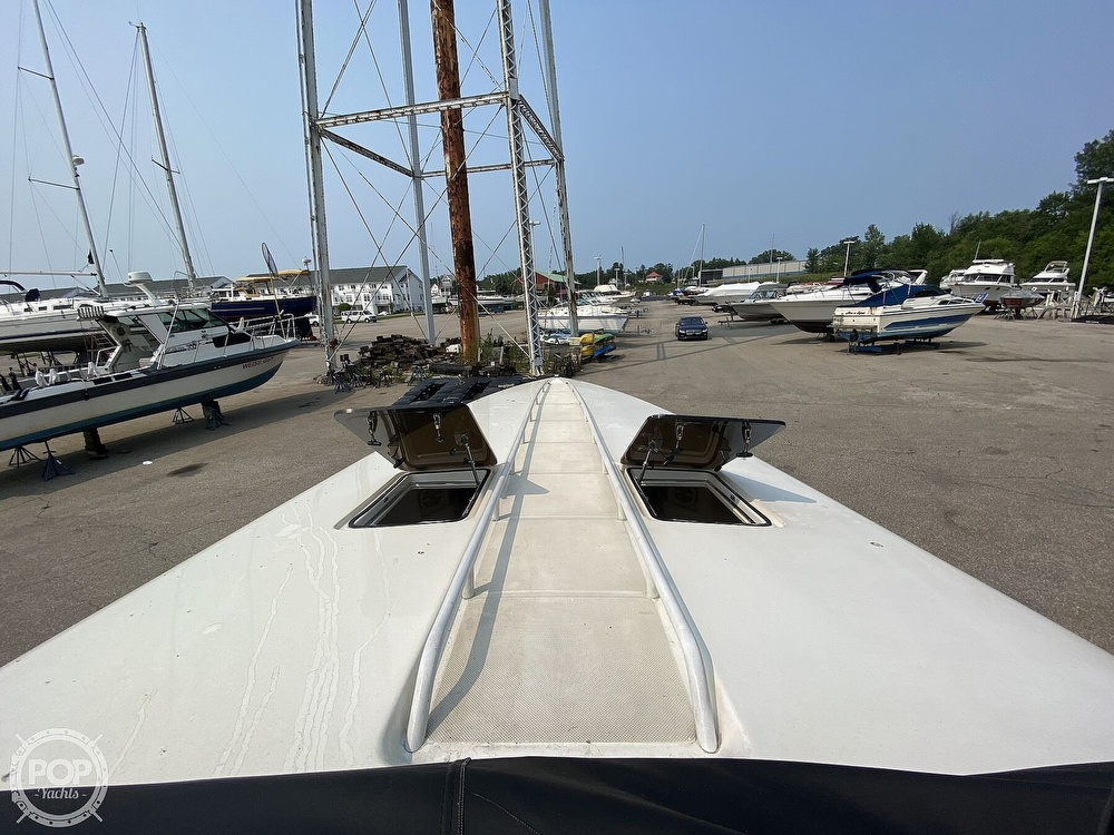 1996 Fountain boat for sale, model of the boat is 38 Sport Cruiser & Image # 31 of 40