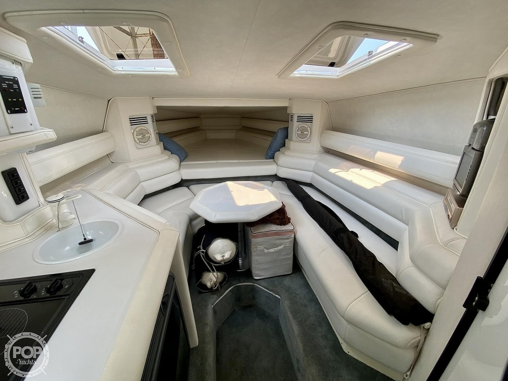 1996 Fountain boat for sale, model of the boat is 38 Sport Cruiser & Image # 6 of 40
