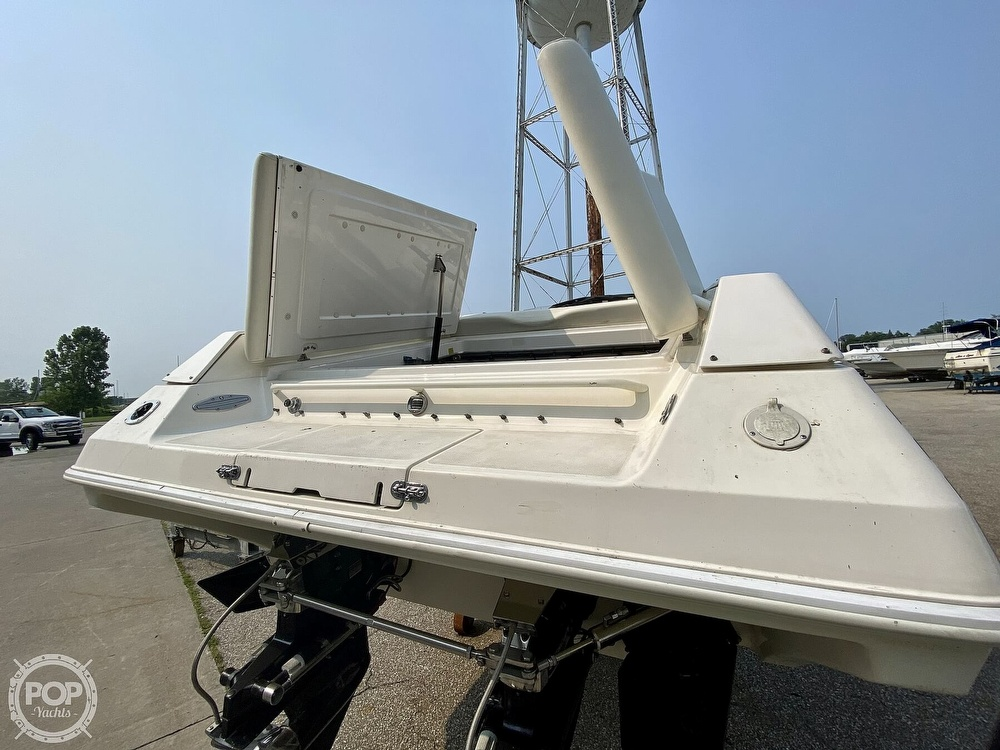 1996 Fountain boat for sale, model of the boat is 38 Sport Cruiser & Image # 14 of 40