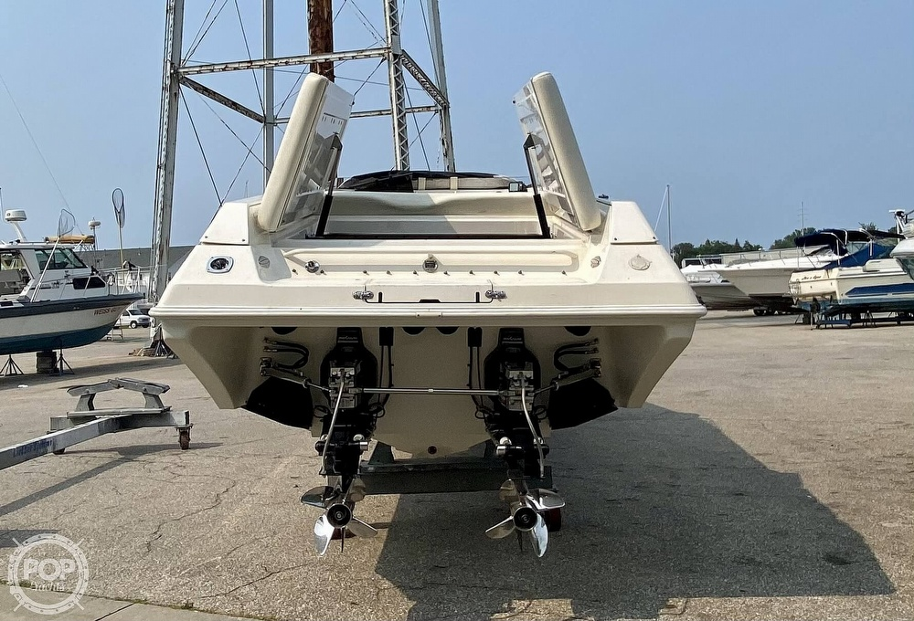 1996 Fountain boat for sale, model of the boat is 38 Sport Cruiser & Image # 13 of 40