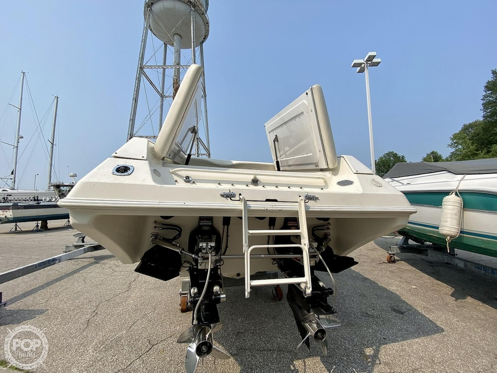 1996 Fountain boat for sale, model of the boat is 38 Sport Cruiser & Image # 15 of 40