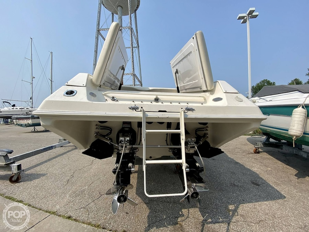 1996 Fountain boat for sale, model of the boat is 38 Sport Cruiser & Image # 16 of 40