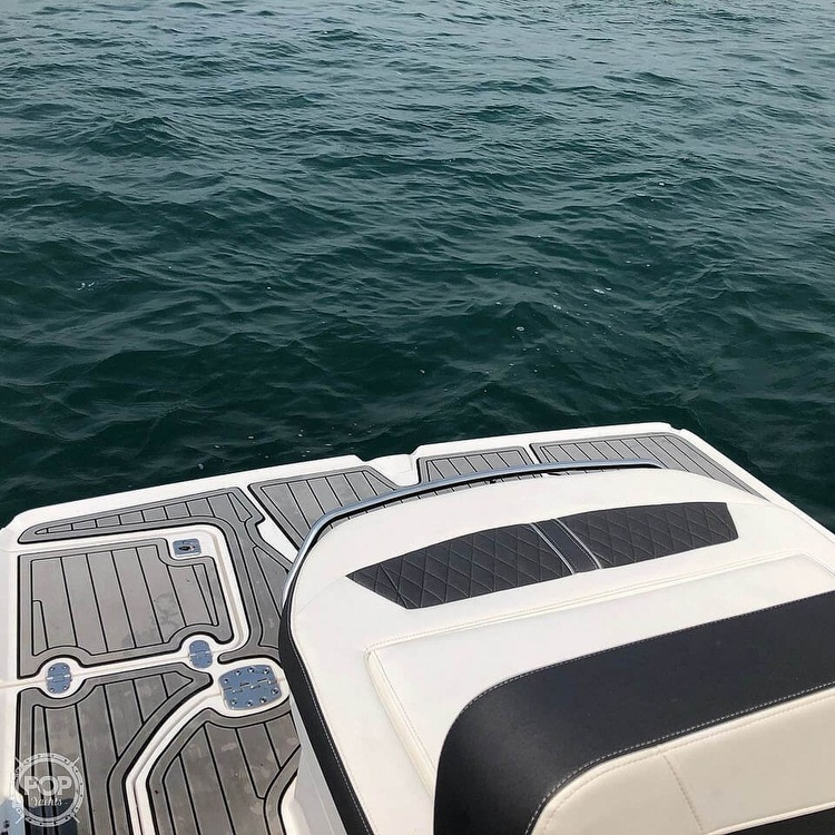 2020 Monterey boat for sale, model of the boat is 258ss & Image # 10 of 40