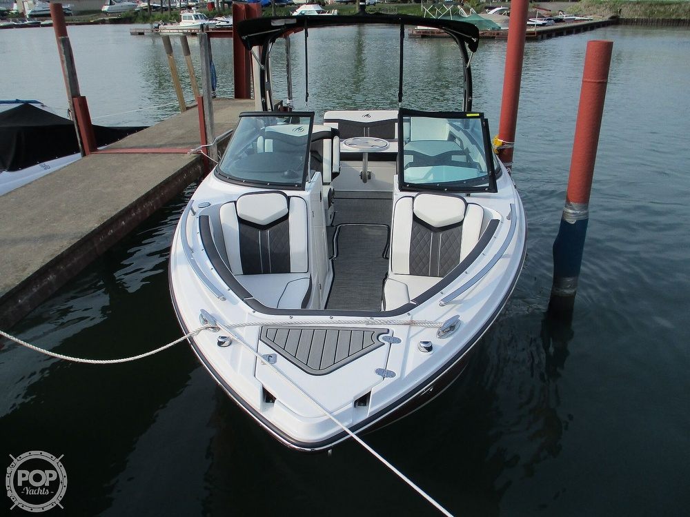 2020 Monterey boat for sale, model of the boat is 258ss & Image # 15 of 40