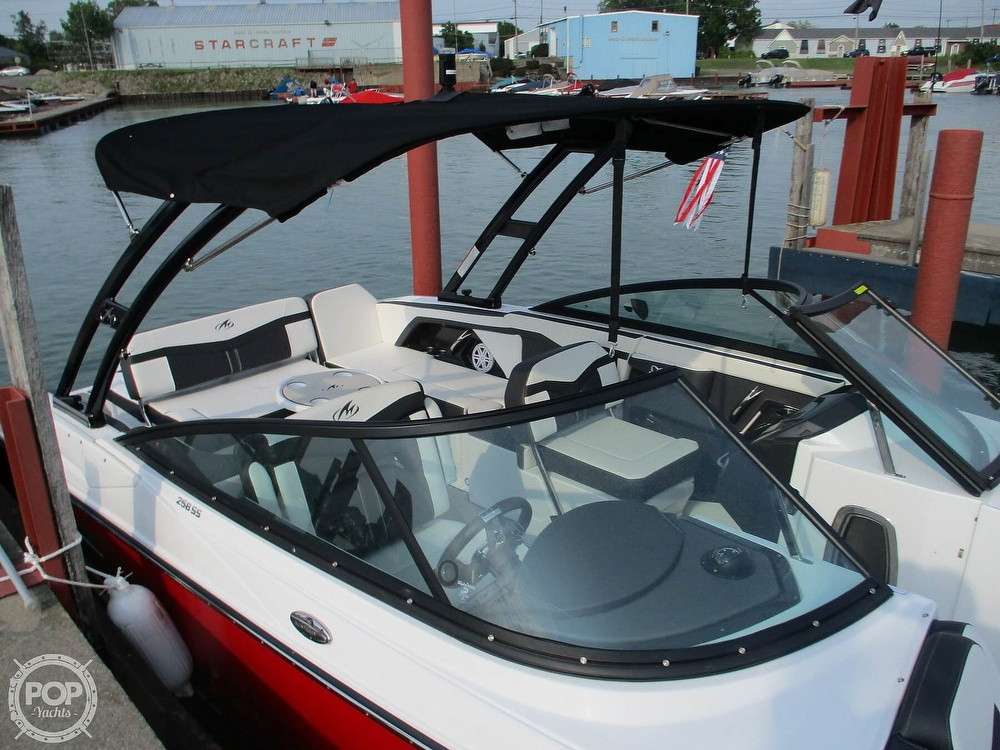2020 Monterey boat for sale, model of the boat is 258ss & Image # 16 of 40