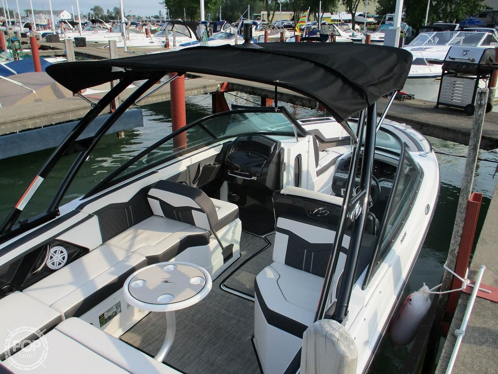 2020 Monterey boat for sale, model of the boat is 258ss & Image # 19 of 40