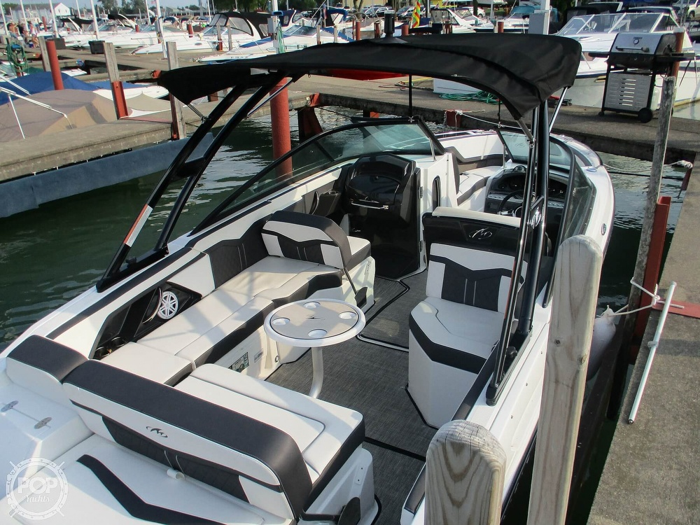 2020 Monterey boat for sale, model of the boat is 258ss & Image # 21 of 40