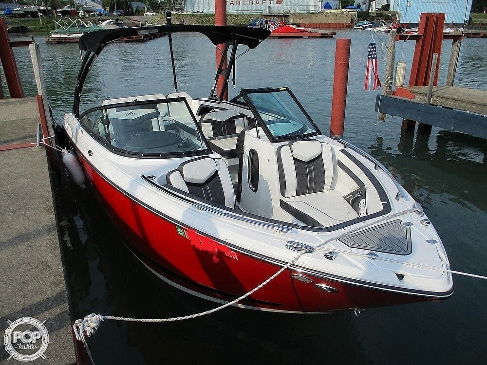 2020 Monterey boat for sale, model of the boat is 258ss & Image # 3 of 40