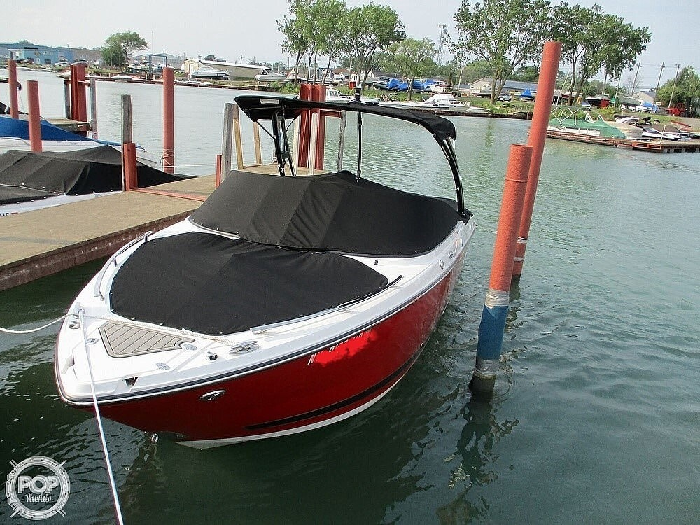 2020 Monterey boat for sale, model of the boat is 258ss & Image # 5 of 40