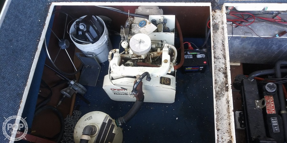 1982 Jamestowner boat for sale, model of the boat is 14 x 53 & Image # 27 of 31