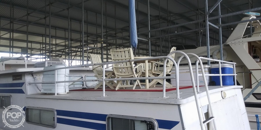 1982 Jamestowner boat for sale, model of the boat is 14 x 53 & Image # 28 of 31