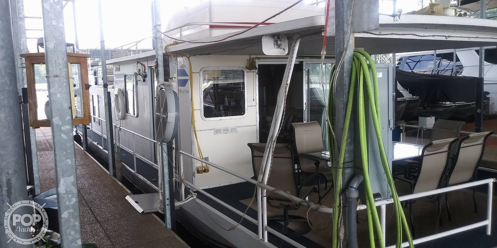 1982 Jamestowner boat for sale, model of the boat is 14 x 53 & Image # 29 of 31
