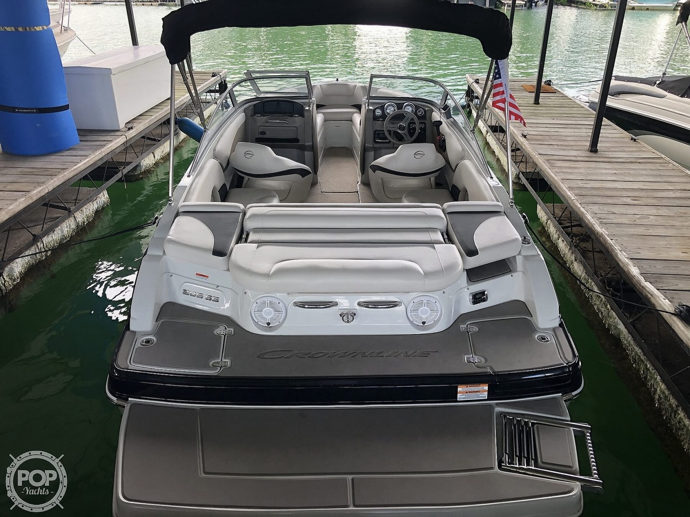 2017 Crownline boat for sale, model of the boat is 205 SS & Image # 4 of 40