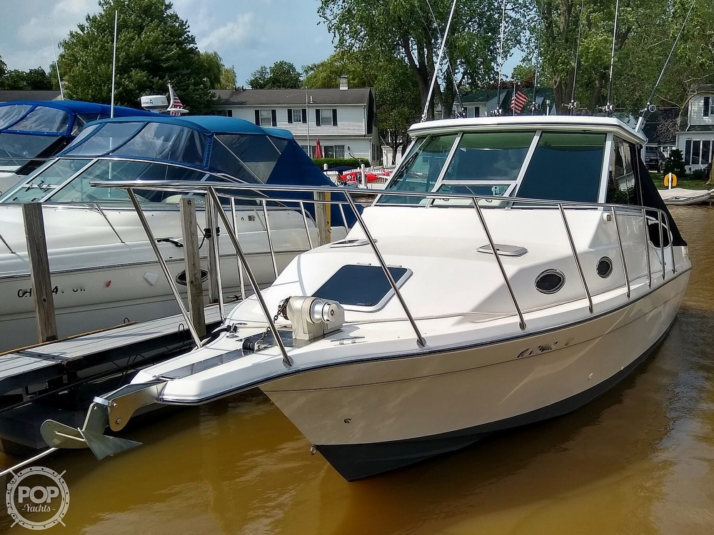 1996 Imperial boat for sale, model of the boat is 27 Fisherman & Image # 2 of 40