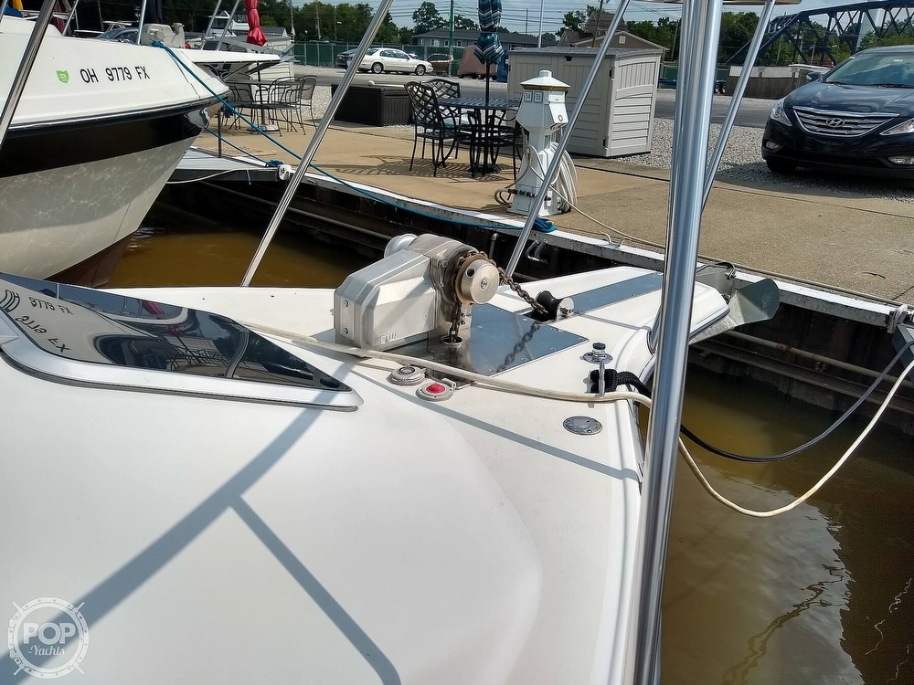 1996 Imperial boat for sale, model of the boat is 27 Fisherman & Image # 12 of 40