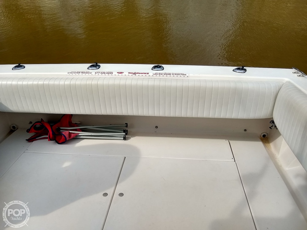 1996 Imperial boat for sale, model of the boat is 27 Fisherman & Image # 28 of 40