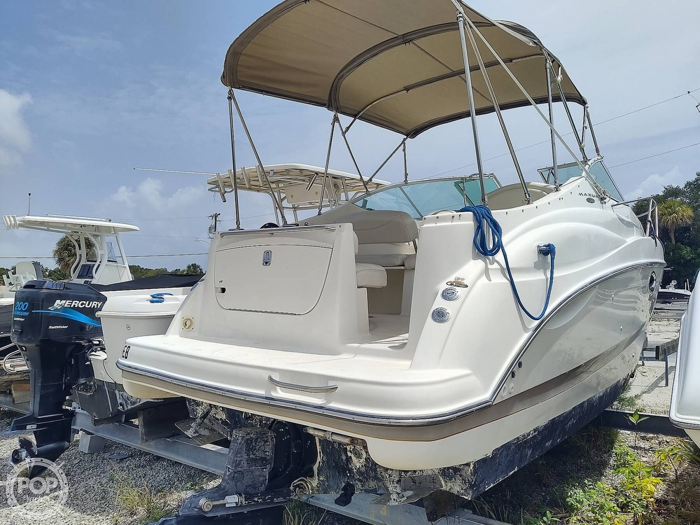 2002 Maxum boat for sale, model of the boat is 2500 SCR & Image # 3 of 40