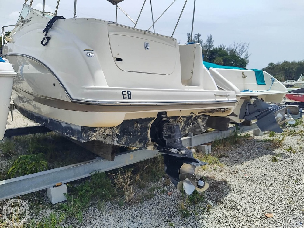2002 Maxum boat for sale, model of the boat is 2500 SCR & Image # 11 of 40