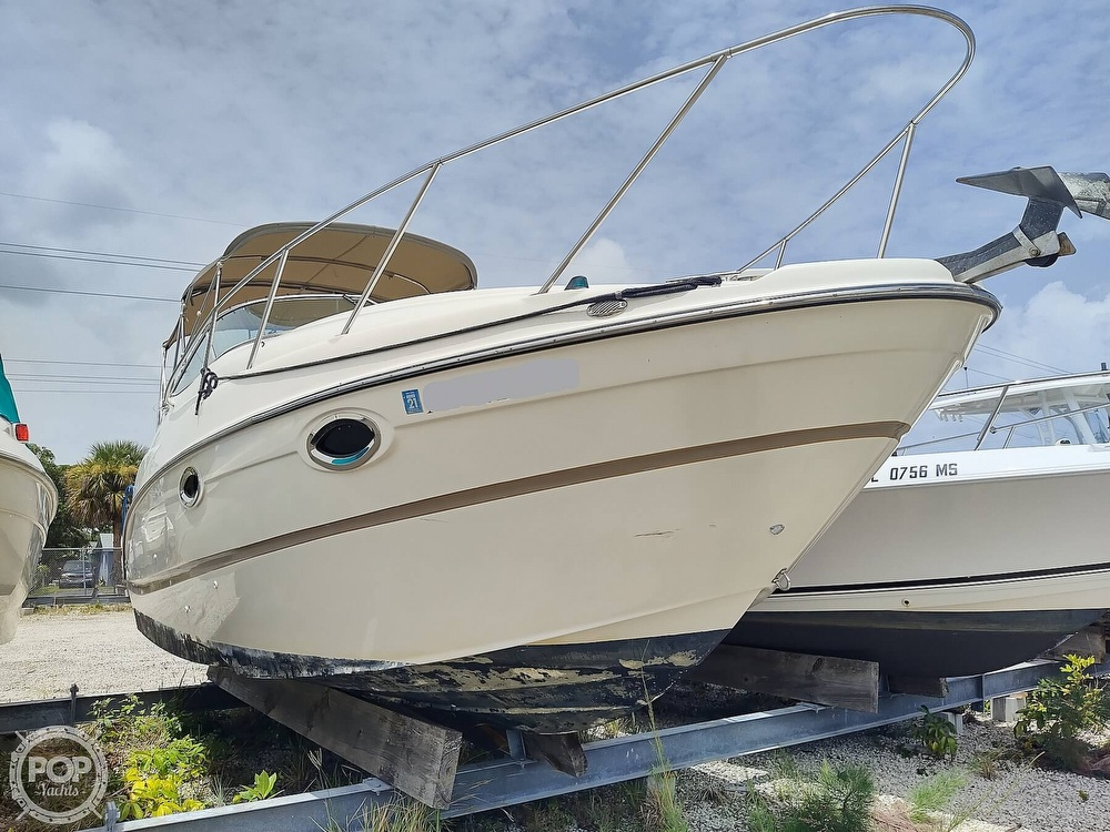 2002 Maxum boat for sale, model of the boat is 2500 SCR & Image # 15 of 40