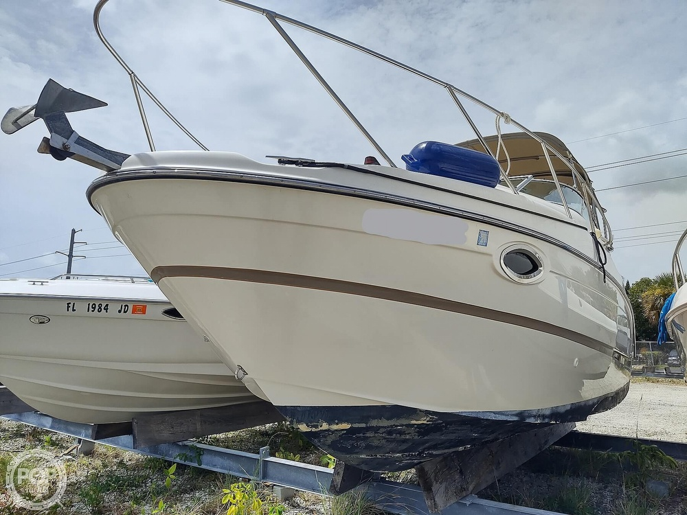 2002 Maxum boat for sale, model of the boat is 2500 SCR & Image # 4 of 40