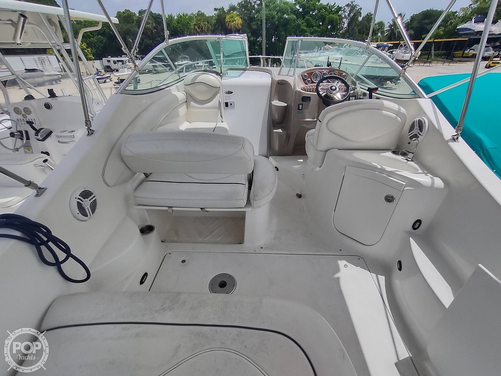 2002 Maxum boat for sale, model of the boat is 2500 SCR & Image # 31 of 40