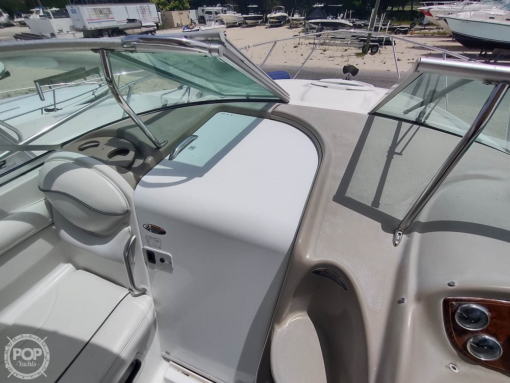 2002 Maxum boat for sale, model of the boat is 2500 SCR & Image # 34 of 40