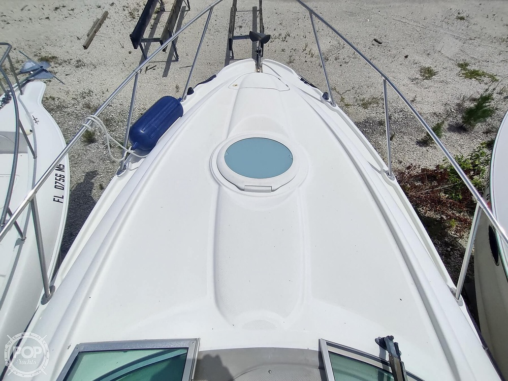 2002 Maxum boat for sale, model of the boat is 2500 SCR & Image # 35 of 40