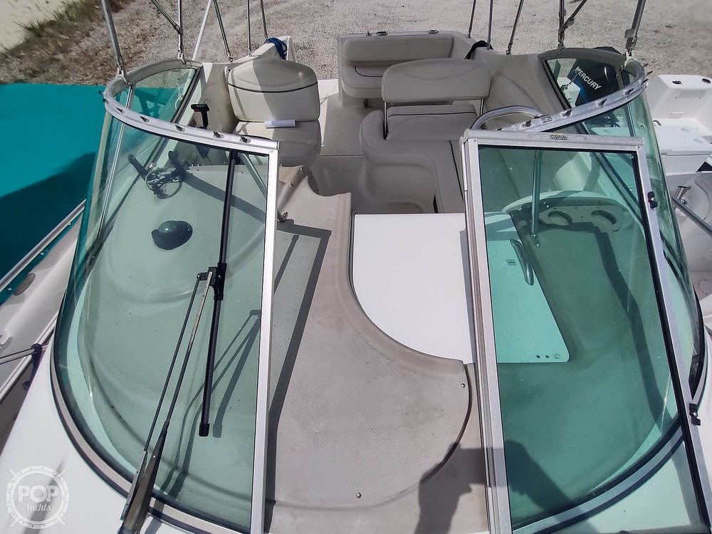 2002 Maxum boat for sale, model of the boat is 2500 SCR & Image # 38 of 40
