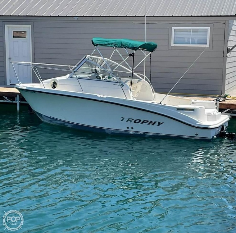 2006 Trophy boat for sale, model of the boat is 1952WA & Image # 4 of 40