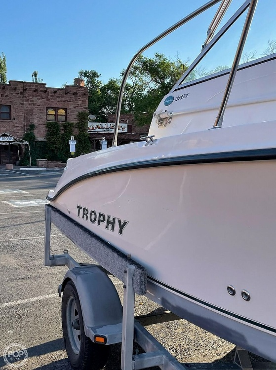 2006 Trophy boat for sale, model of the boat is 1952WA & Image # 10 of 40
