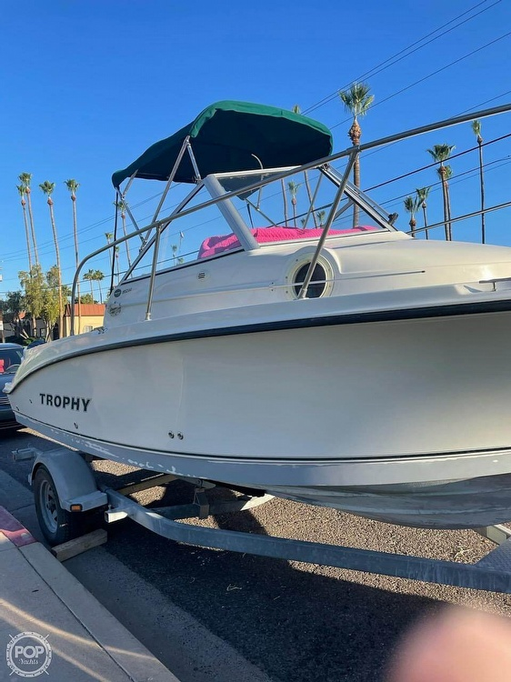 2006 Trophy boat for sale, model of the boat is 1952WA & Image # 6 of 40