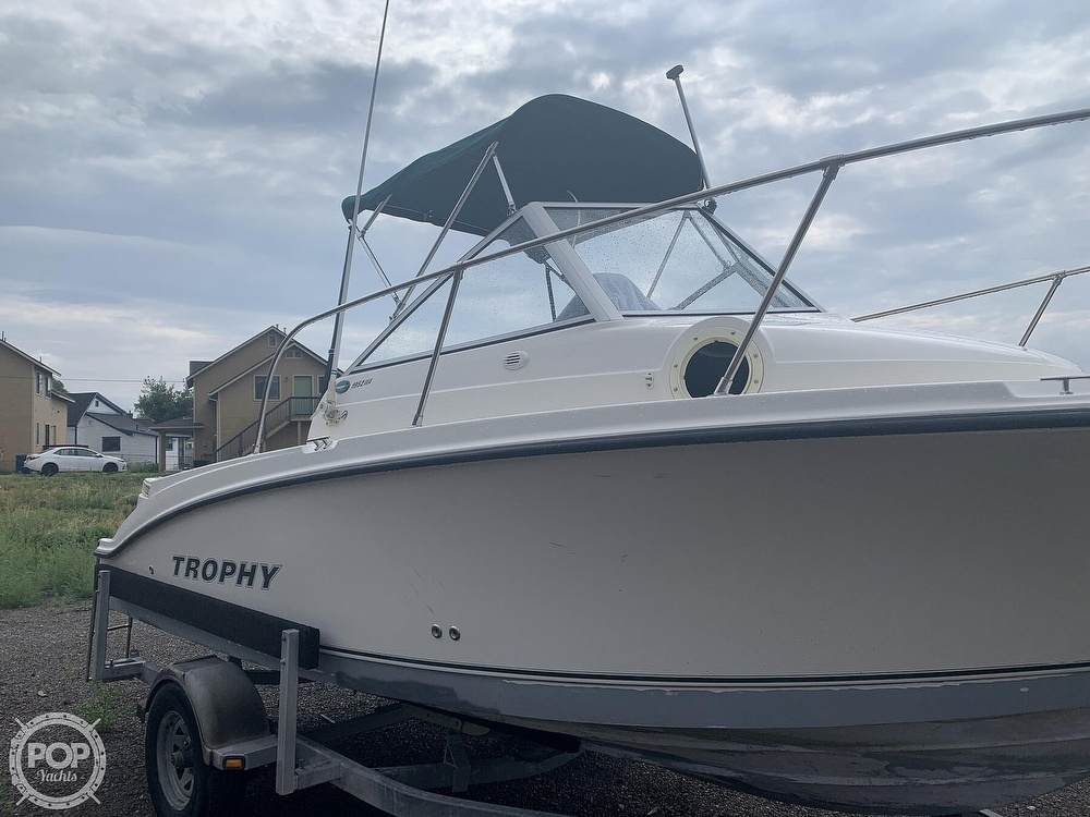 2006 Trophy boat for sale, model of the boat is 1952WA & Image # 7 of 40