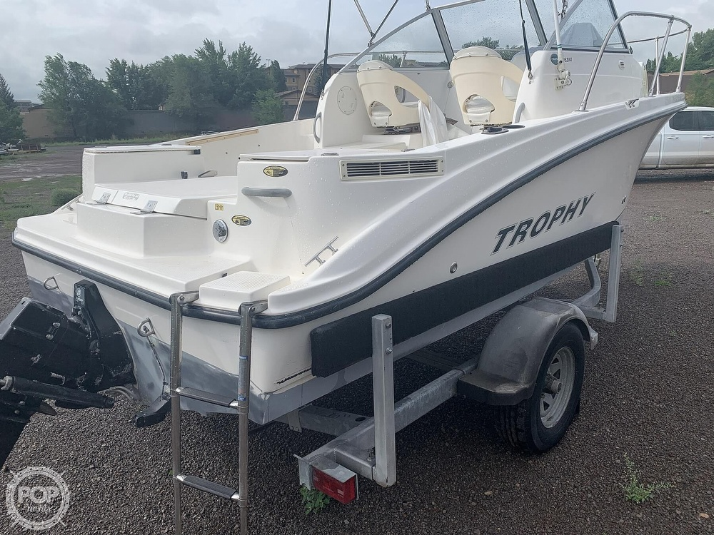 2006 Trophy boat for sale, model of the boat is 1952WA & Image # 35 of 40