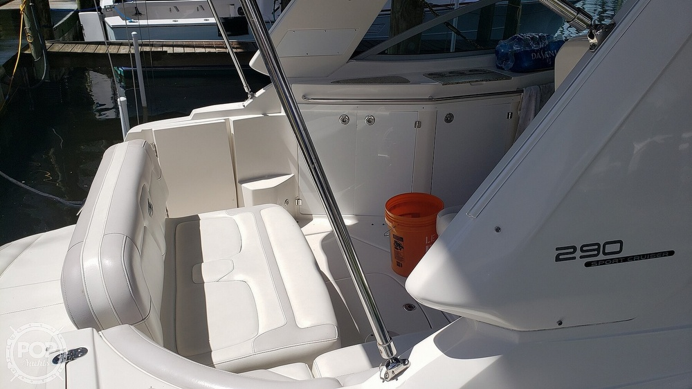 2008 Monterey boat for sale, model of the boat is 290 Sport Cruiser & Image # 10 of 40