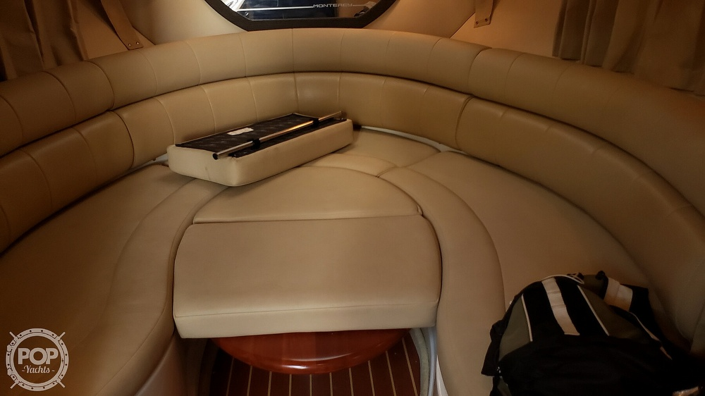 2008 Monterey boat for sale, model of the boat is 290 Sport Cruiser & Image # 37 of 40