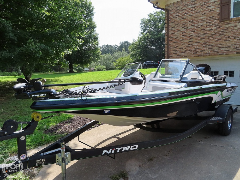2020 Nitro boat for sale, model of the boat is Z19 Sport & Image # 3 of 40