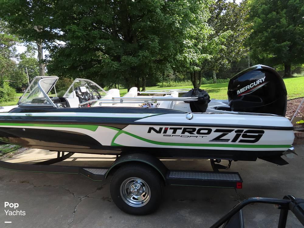 2020 Nitro boat for sale, model of the boat is Z19 Sport & Image # 4 of 40