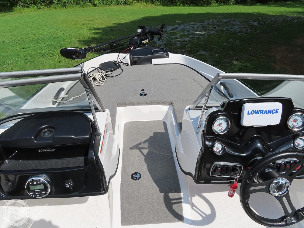 2020 Nitro boat for sale, model of the boat is Z19 Sport & Image # 8 of 40