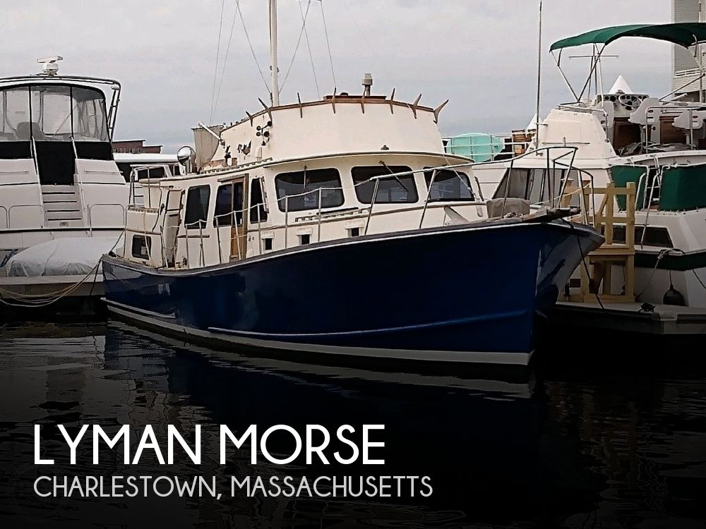 1980 Lyman boat for sale, model of the boat is Morse & Image # 1 of 40