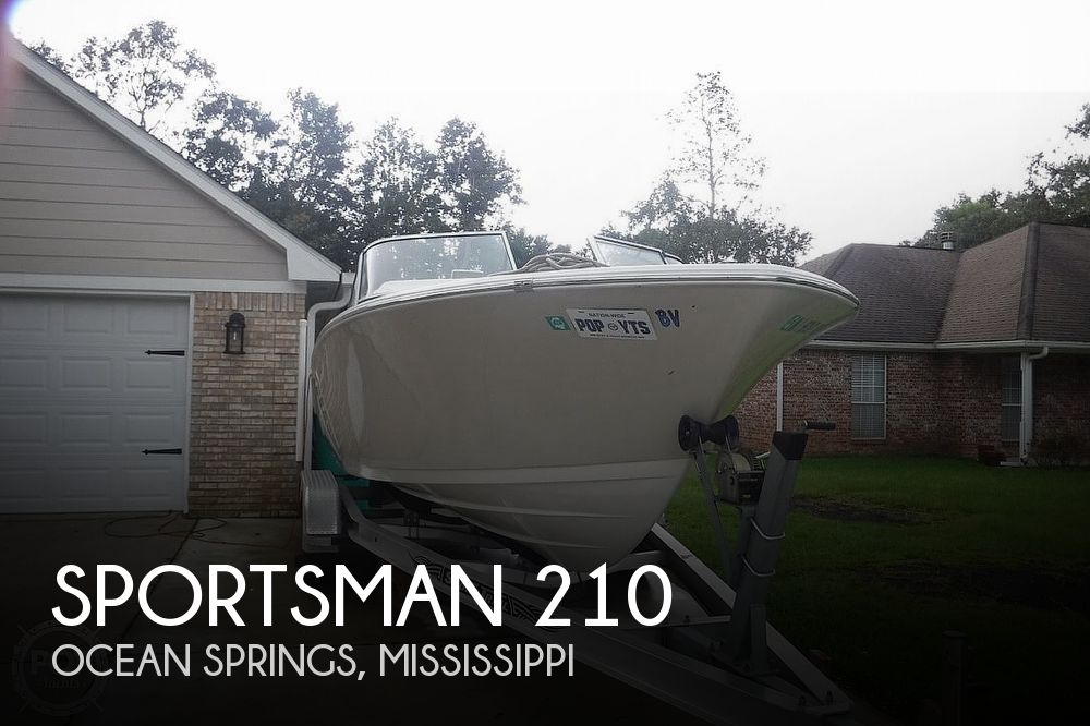 2014 Sportsman Boats boat for sale, model of the boat is Discovery 210 & Image # 1 of 40